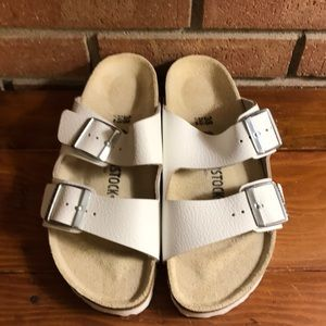 Birkenstock Arizona Leather sandals 38 7 Narrow